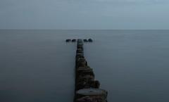 Steady (A.Keskin) Tags: longexposure sea sky water silky