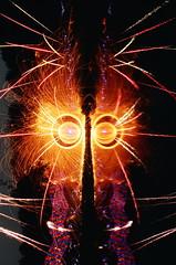 35mm Fire & Light Mask 264 (tackyshack) Tags: light lightpainting reflection film 35mm painting pond mask spin led lp paintingwithlight dlw lightpainter nikonn65 romancandle lightphotography woolspinning lightjunkie tackyshack woolspin tackymask digitallightwand ©jeremyjackson