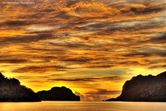 wow philippines! ( now for sale on getty images) (Rex Montalban Photography) Tags: sunset philippines hdr elnido palawan photomatix limestonecliffs 7exp rexmontalbanphotography pse9 photoshopelements9
