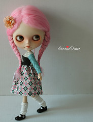 complete OOAK doll Betty