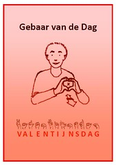 Valentijnsdag (Thoran Pictures (Thx for 150k views)) Tags: sign signlanguage doof collega dsw gebaar gebarentaal maatschappij ngt gemeenschap drempelsweg arnolddegans
