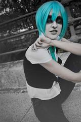 The Servant (AidaOtaku_Photos) Tags: game halloween lady saw vampire jigsaw mad 2012 servant hatsune vocaloid mikuo