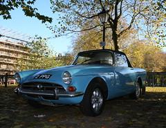 1965 SUNBEAM TIGER V8 4261cc (shagracer) Tags: classic cars car tiger group alpine vehicle sunbeam v8 rootes queensquarebristol 2ppg