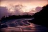 """la strada del ritorno ... al tramonto ("""" paolo ammannati """") Tags: sky italy panorama mountain me alberi italia raw tramonto nuvole photographer natura ombre io cielo tuscany toscana 1001nights terra nebbia acqua autunno colori pioggia viaggi montagna verna casentino laverna gocce chiusidellaverna paoloammannati complimenti goccioline albeetramonti effettinaturali """"flickraward"""" panaromafotografico"""