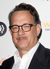 Tom Hanks The Premiere of 'American Masters Inventing David Geffen' at The Writers Guild of America - Arrivals Beverly Hills, California
