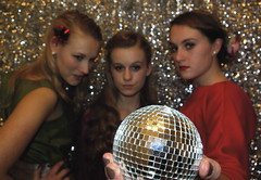 disco ball focus