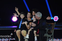 Nancy Kerrigan with Family