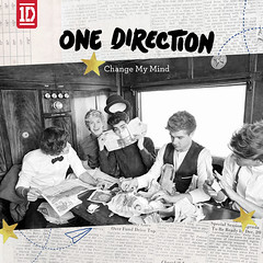 1D Change My Mind (Hause Of Mr. Peter) Tags: boy music home me one cd band pop direction cover 1d single mind take change my