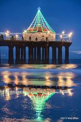Manhattan Beach Pier Round House