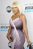 Christina Aguilera The 40th Anniversary American Music Awards 2012