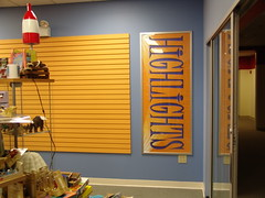 Interior Retail Graphics and Display