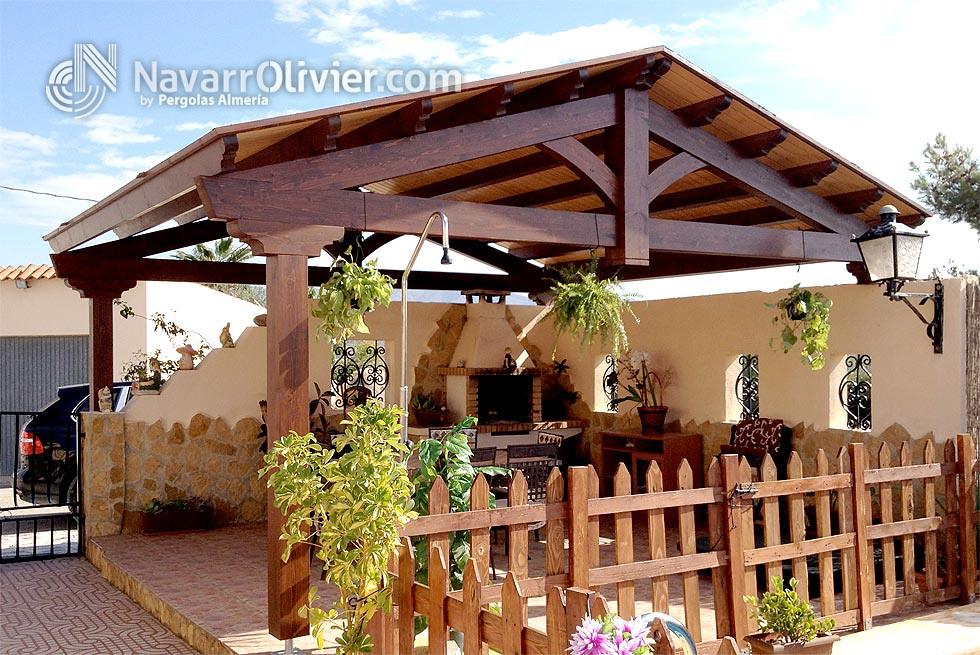 The world 39 s best photos by navarrolivier estructuras de for Cenador para jardin