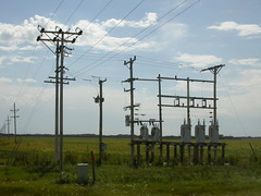 Otter Tail Power - Richland County, ND [Explored] (NDLineGeek) Tags: explored 7200v 41600v otp
