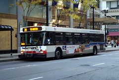 FPM1586 nibus, Chicago (Fernando Picarelli Martins) Tags: usa chicago bus eua nibus autobus nibusurbano
