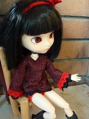 Kira (Lunalila1) Tags: outfit doll wig groove pullip kira desing stica balastegui astunkiki