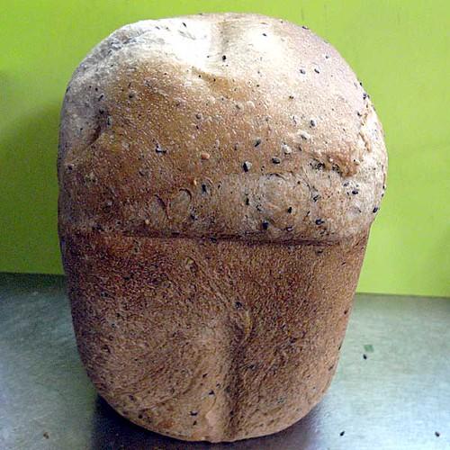 ホームベーカリーで2012年11月28日に作ったパン