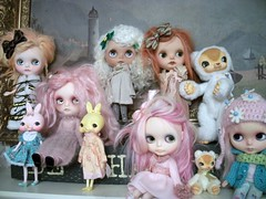 There will always be Blythe and Toys....
