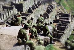 Els guerrers de Machu Picchu