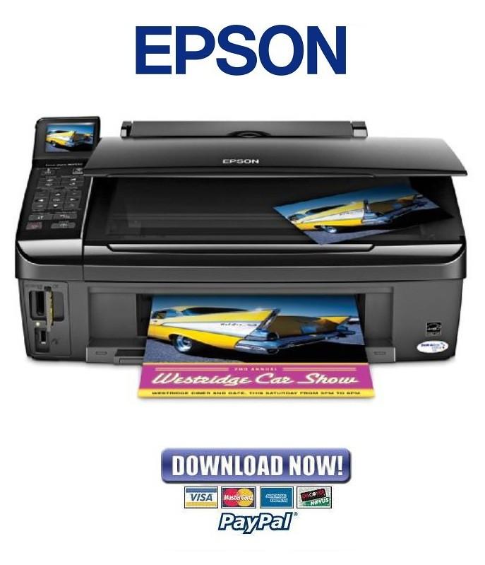 epson stylus tx210 service manual
