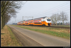 NSR 9520 - 1929 (Spoorpunt.nl) Tags: 1 december horst trein intercity 2012 1929 nsr sevenum 9520 tongerloseweg