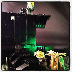 Oh S***t moments in film history. 1979 (TK-5487) Tags: cinema film movie square lego alien lofi squareformat facehugger iphoneography instagramapp cinebricks