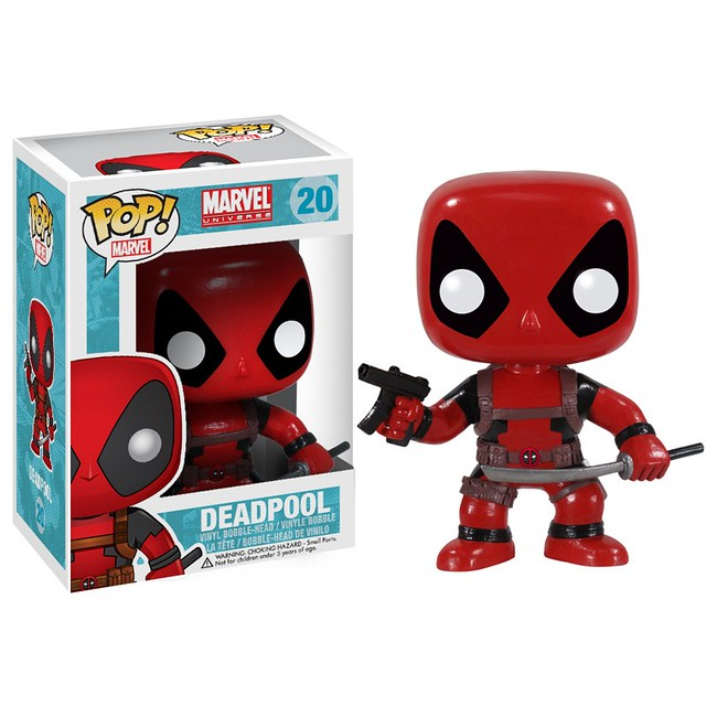 FUNKO POP! MARVEL系列