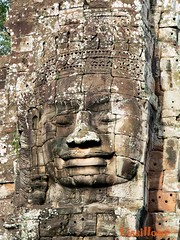 Angkor thom Boddhisattva Avalokitésvara (geolis06) Tags: voyage travel asia cambodge cambodia buddha asie angkor boddhisattva boudha angkorthom geolis06