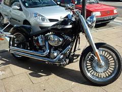 H-D Fat Boy 2003 (EasyriderFXDWG) Tags: 2003 bike motorcycles harleydavidson moto 100th hd vtwin fatboy twincam vpower 1450cc 88ci