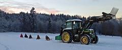 Schlittenspaß bei Mörschied (AndreasHerbert) Tags: winter mörschied winterspaziergangmörschiederburr elementsorganizer