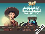 頭號通緝犯:修改版(The Most Wanted Bandito Cheat)