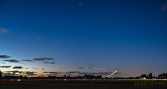 Night Circuits (mattdwen) Tags: newzealand night stars aircraft nz hawkesbay bridgepa