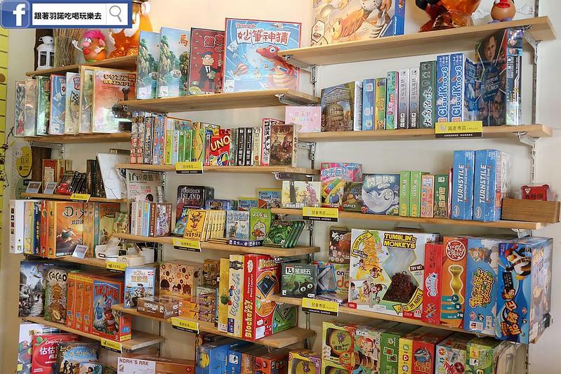 骰子人遊戲咖啡館南勢角捷運桌遊015