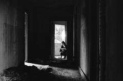 (Juliet Alpha November) Tags: agfa agfaphoto apx 400 analogue analog film 35mm bw sw portrait light shadow licht schatten jan meifert