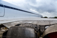 Concorde (cyberdavis) Tags: canon canon5dmarkiii eos 5diii 5d 5dmarkiii britishairways brooklands brooklandsmuseum concorde gbbdg museum weybridge aircraft