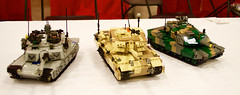 Rollin' with the Masters, BFVA 2016 (JBIronWorks) Tags: tanks cool lego awesome bfva2016 brickfairvirginia brickfair military vehicle heavyarmor tank explored convention