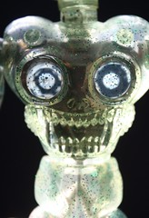 Invader O Torso Face (Takara 1970's) (Donald Deveau) Tags: takara invadero monster alien sciencefiction henshincyborg actionfigure toys vintagetoy japanesetoy kaiju