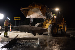 D6084_CM-321 (MoDOT Photos) Tags: nightworkzone modot i70 exitramp bycathymorrison d6084 maintenance concretereplacement heavyequipment safetygear harthats safetyglasses reflectiveshirts lights cones saw midway missouri
