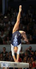 Deutsche Meisterschaft im Kunstturnen 2016  (63) (Enjoy my pixel.... :-)) Tags: sport turnen alsterdorfersporthalle hamburg 2016 deutschemeisterschaft dtb gymnastik gymnastic girl woman sexy pretty deutschland