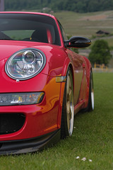 Green carpet (NaPCo74) Tags: porsche 911 gt3 996 997 flat six 6 turbo rouge red