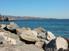 Via del Mar (humb_lumi) Tags: via del mar oceano pacifico pacific ocean beach praia