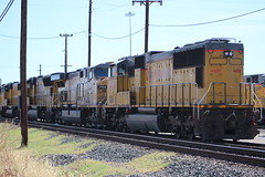 (CaliforniaRailfan101 Photography) Tags: emdx emd ge tier4 sd70acet4 sd70acet4demonstrator demonstrator emdxdemonstrator unionpacific up amtrak amtk amtrakcalifornia cdtx capitolcorridor californiazephyr donnerpass et44ah tier4gevo es44ah es44ac c45accte ac44ccte ac4400cw p42dc rosevilleyard sd70ace sd70m sd70ah dpu up1995 cnw upheritage cnwheritage