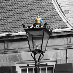 Roi Lumire (kristin.mockenhaupt) Tags: niederlande holland lampe strasenlampe laterne lantern royal streetlight lamp light licht krone crown