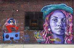 Bushwick Collective art (ZUCCONY) Tags: 2016 brooklyn nyc streetart newyork unitedstates us bobby zucco bobbyzucco pedrozucco grafitti mural street art arte calle rue ny