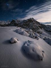 Fra Noche del Sbado (diegogm.es) Tags: olympus omd em5 em5markii covadonga asturias espaa spain nieve frio noche snow cold