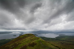 The Conic (Alec-Gibson) Tags: conic lochlomond scotland hills