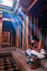 SitarambagTempleHyd_043 (SaurabhChatterjee) Tags: hinduceremony httpsiaphotographyin puja rama rangoli rituals saurabhchatterjee siaphotography sitarambag sitarambaghtemple