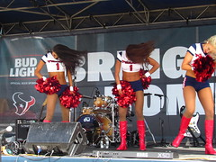 IMG_4996 (grooverman) Tags: houston texans cheerleaders nfl football game budweiser plaza nrg stadium texas 2016 nice sexy legs stomach boots canon powershot sx530