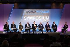 High Level Panel (World Nuclear Association) Tags: nuclear worldnuclearassociation symposium