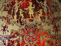 P9080080 (simonrwilkinson) Tags: beltonhouse lincolnshire nationaltrust nt boulle bureau furniture