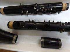 Richard Keilwerth clarinet oiled in (willemalink) Tags: richard keilwerth clarinet oiled